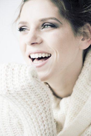 笑顔女性 脱毛