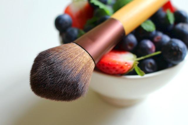 美容と果物